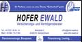 Hofer Ewald