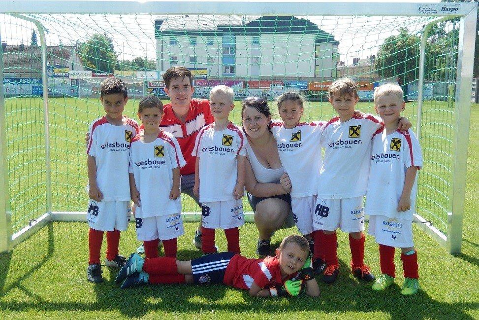 U7 Fußballkindergarten