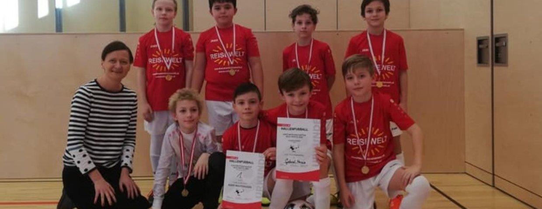 U10 holt sich ASKÖ Mühlviertel Meistertitel