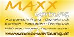 Maxx Werbung