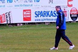 Trainerwechsel beim ASKÖ Mauthausen