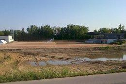 Neuer Sportplatz grünt bald