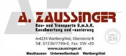 Zaussinger