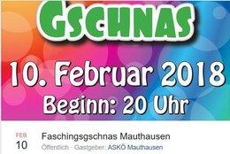 ASKÖ Faschings-Gschnas